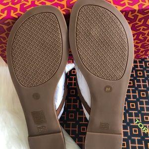 Tory Burch Shoes - NEW Tory Burch Terra Thong Sandals Size 8